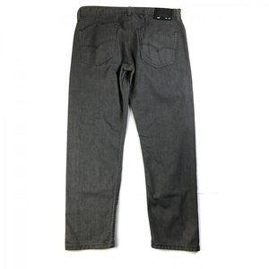 Levi's 508 Slim Taper Fit Charcoal Gray Jean 33x32